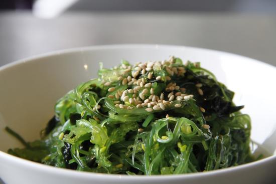 Misuji : Salade d'Algues Hiyashi Wakame