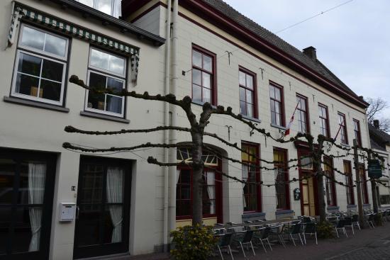 Hotel de Lantscroon: Hotel Aussenansicht