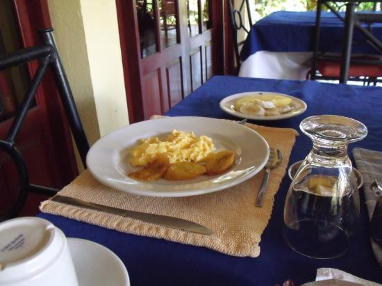 Hotel Trapp Family Country Inn: breakfast at hotel, adequate, elegant, clean