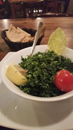 Tishreen : appetiser salad