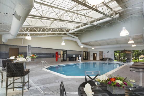 Chauncey Conference Center: Indoor Heated Salt Water Swimming Pool