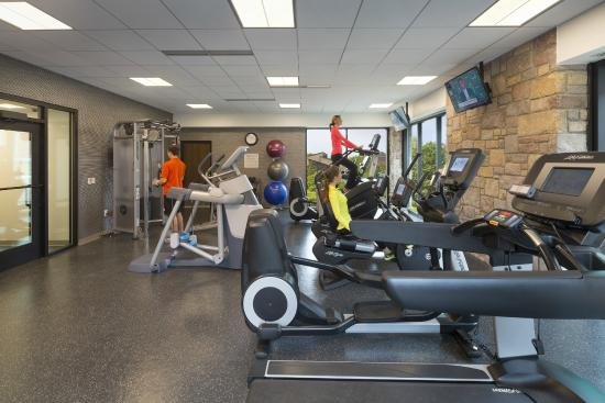Chauncey Conference Center: Fitness Center