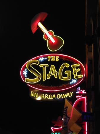 The Stage on Broadway: Outside The Stage