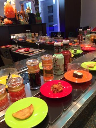 Maki sushi shop