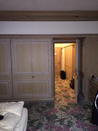Romantik Hotel Spielweg : Blick in den Flur