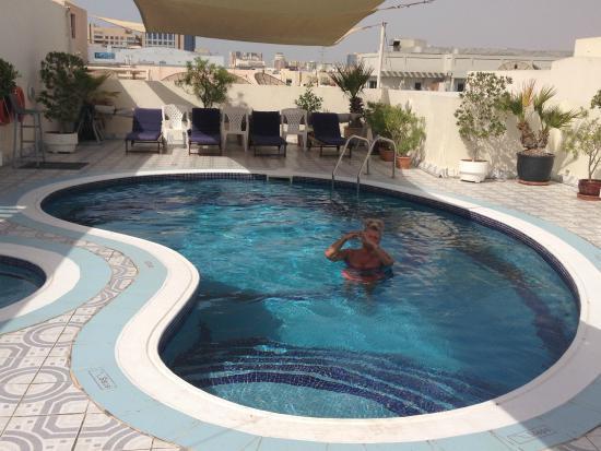 Savoy Park Hotel Apartments Prive Zwembad