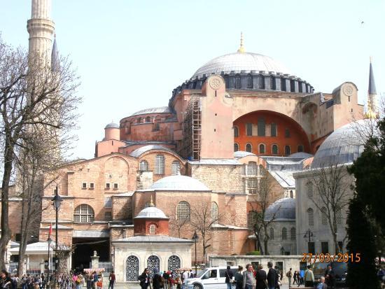 Recorrido por el Area Historia de Estambul - Picture of ...