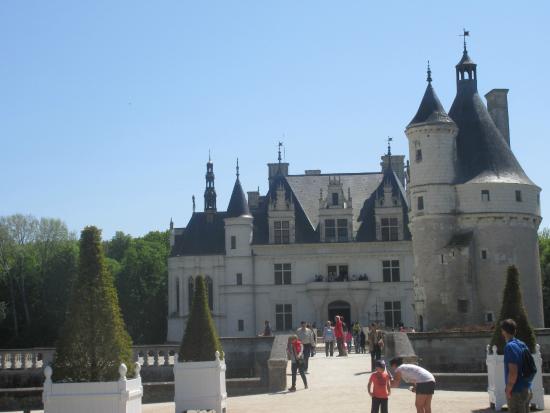 Ext rieur photo de ch teau de chenonceau chenonceaux for Chateau chenonceau interieur
