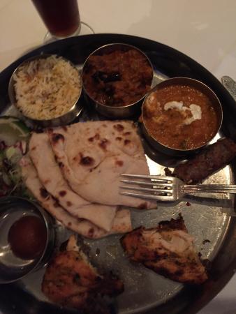 Sitar Indian Restaurant: Very nice