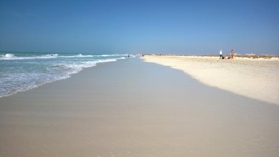 萨迪亚特岛公共海滩