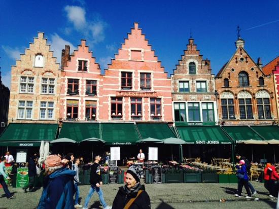 El Mercado: Market of Bruges