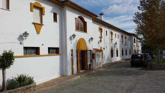 إل الميندرال: Hotel el Almendral