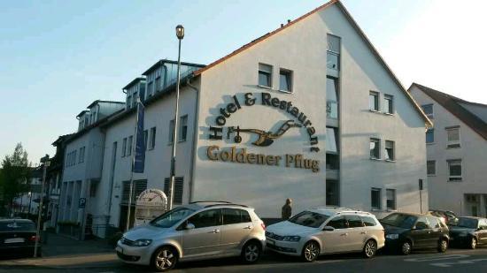 Hotel Goldener Pflug