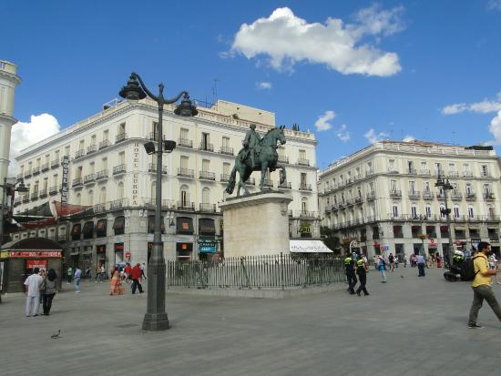 Madrid a city of many squares travel guide on tripadvisor for Puerta 5 foro sol