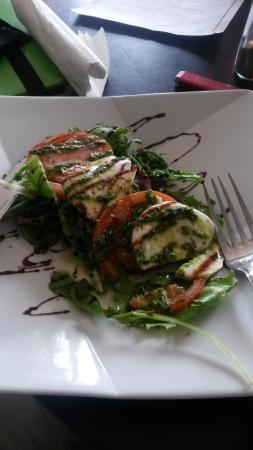 Apetizer - Caprese Salad