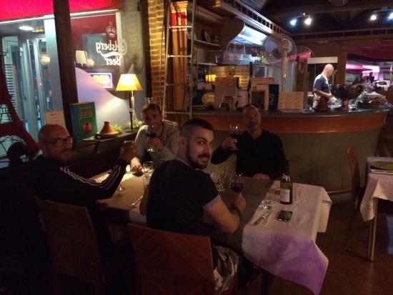 Restaurant Chez Vous : Fantastic place