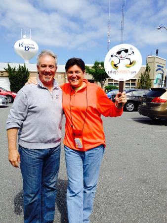 Eating Rehoboth: Paul Cullen leading Rehoboth Food tour