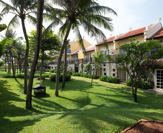 Grounds at the Victoria Hoi An Beach Resort & Spa