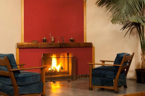 Hostel Tierra Gaucha: Sala de estar