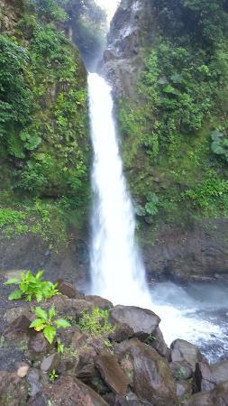 Finca Paraiso Mountain Retreat near San Jose Airport: Finca Paraiso near waterfalls