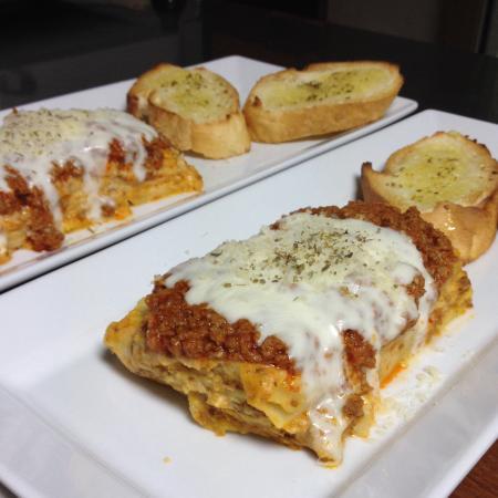 Ciao Koh Chang: Lasagna