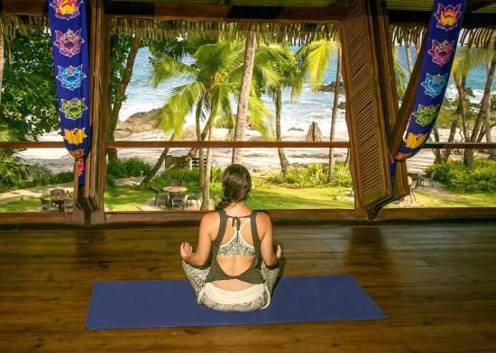 Montezuma, Costa Rica: Ylang Ylang Yoga Studio