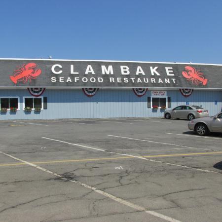 Clambake Restaurant A Large