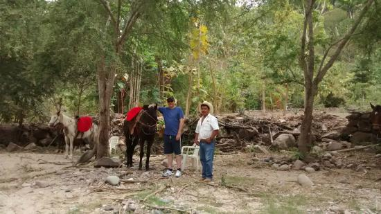Rancho El Charro: Time for a break