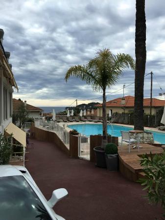 Hotel & Spa la Villa Cap Ferrat : Entrance