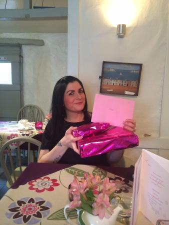 The Singing Kettle Tearoom: Friends birthday celebration