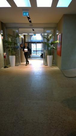 Palazzo Victoria: Hotel Lobby