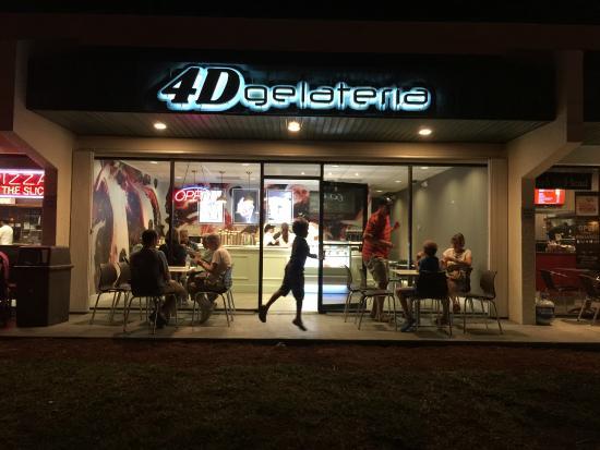 4d Gelateria Deerfield Beach 241 Ne 21st Ave