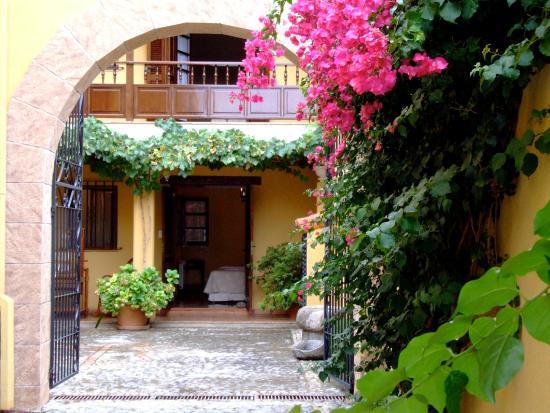 Villa Vicuna: Vista exterior