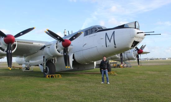 Airbase - The Home of Classic Flight : Shackleton