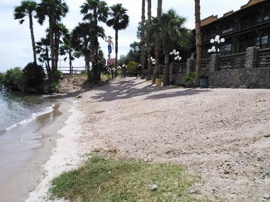 Pioneer Hotel Hall Beach Area