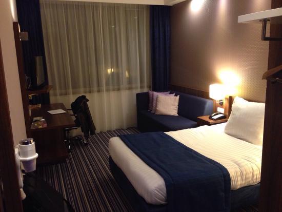 Ibis Styles Walbrzych: Very nice room