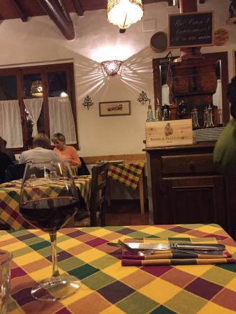 Trattoria La Baracchina: Real italian restaurant