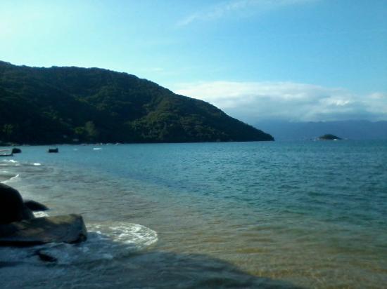 Pousada Recreio da Praia: praia preta