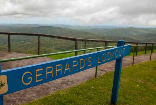 ‪Gerrards Lookout‬