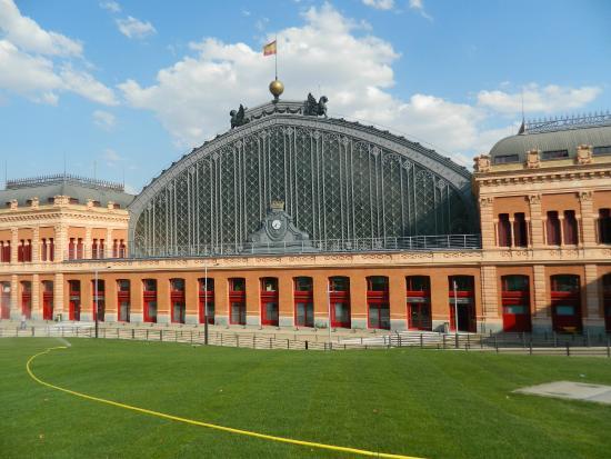 Estanque De Tortugas Picture Of Estacion De Atocha