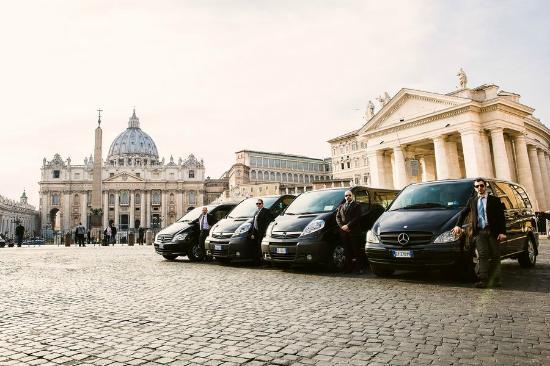 Civitavecchia Cab Service - Tour