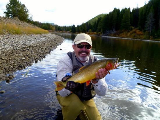 JH Trout Fly Fishing: Grand Teton Cutty