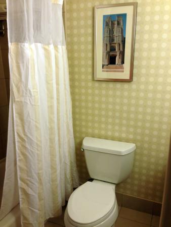 Soap shampoo Picture of Hilton Garden Inn Blacksburg