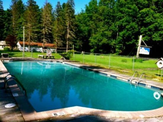 Big Indian, estado de Nueva York: Cold Spring Lodge Pool