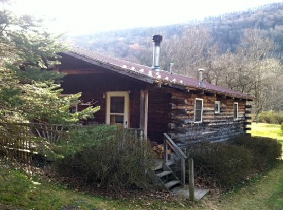 Big Indian, estado de Nueva York: Cabin 5, A Log Cabin