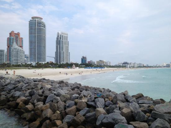 Vista Do Pier Picture Of South Pointe Park Miami Beach Tripadvisor