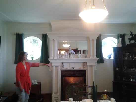 Features like the round windows are beautiful, The Bungalow, Port Union, NL