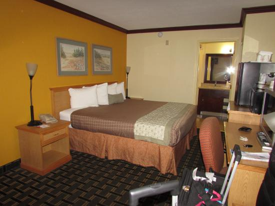 Days Inn Florida City: Quarto
