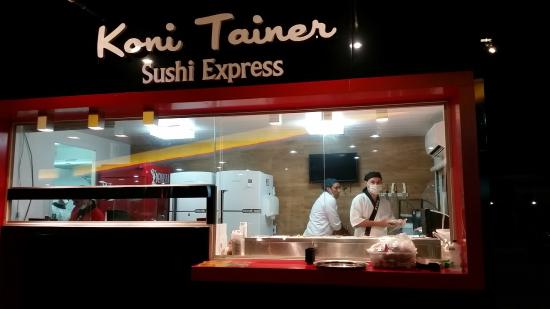 Koni Tainer Sushi Express