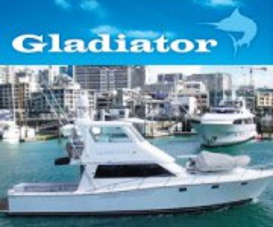 Gladiator Marine -  Day Tour